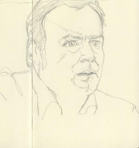 Daily Portrait Sketch # 22