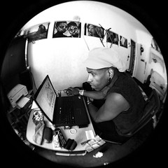 The Legendary Crc (joaobambu) Tags: portrait blackandwhite bw man canon square de lens capoeira retrato perspective pb fisheye master peixe round 7d brazilian format olho mestre weiss brasileiro caracu schwarz adaptor fischauge pretoebraco