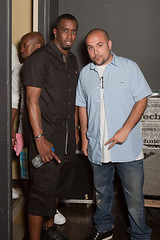 diddy cooling out with peter rosenberg