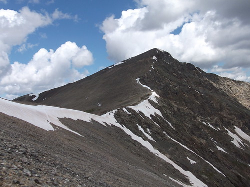 Grays Peak: 14,270 ft