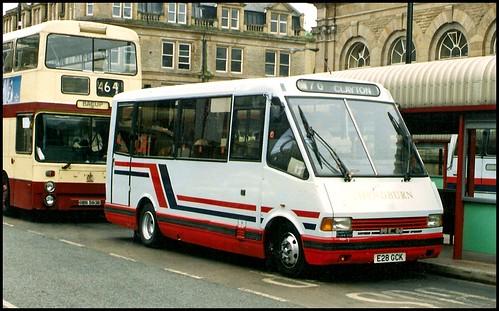 Hyndburn 28 E28 GCK