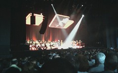 Sting with orchestra