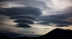 Lenticular Kind of Day (jasohill) Tags: mountain japan clouds canon photography japanese flying iwate backgrounds  plates    lenticular  tohoku saucer 2010  50d jasohill  superaplus aplusphoto platinumheartaward  fotocompetition fotocompetitionbronze ringexcellence