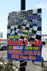 customerappreciation (Project BS) Tags: show car station race dale stock racing gas number nascar junior 88 motorsports earnhardt hendrick
