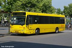 Qbuzz 2103 ex-Connexxion 2460 (denoudsten2239) Tags: den busstation alliance leeuwarden daf 2103 2460 b95 oudsten qbuzz exconnexxion