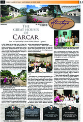 The Great Houses of Carcar (Gibby) Tags: heritage newspaper philippines cebu gibb cdn carcar gibbster cebudailynews lenscapades