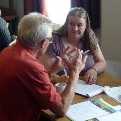 focus groups, glenrothes town centre action plan