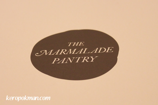 The Marmalade Pantry