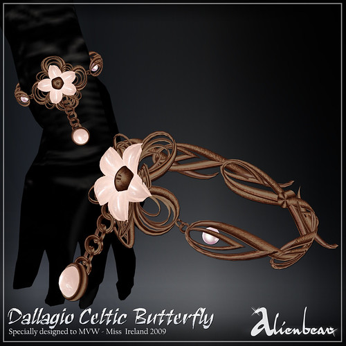 Dallagio Irish bracelet