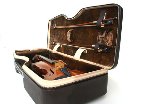 Calder series 1.0 violin case