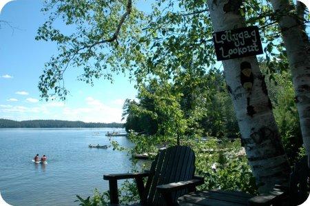 Camp Wabikon: Lollygag Lookout