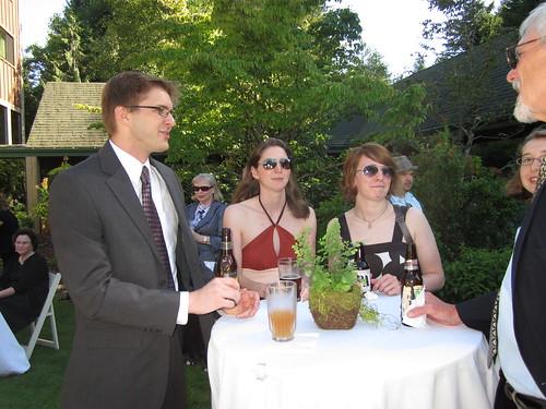 Brian, Rebecca and Jessica