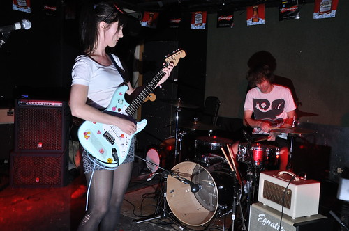 Peach Kelli Pop at Babylon