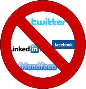 stop social media