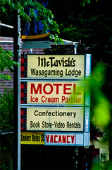 McTavish's (bigsnit) Tags: resort manitoba clearlake ridingmountainnationalpark wasagaming