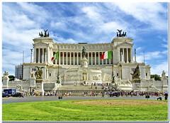 Il Vittoriano (joe00064 -- moved to 500px) Tags: vittoriano anawesomeshot flickraward joe00064 flickraward5