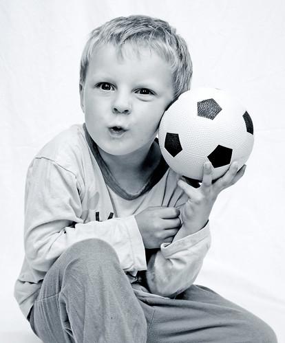 Footballer Ollie