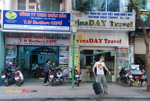 Saigon Backpackers Area 013