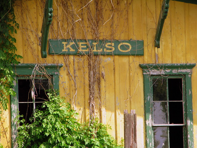 Kelso, TN Train Depot