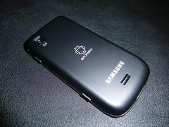 Samsung Galaxy Spica i5700 (Back)