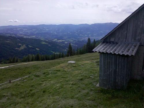 Wandern in Wolfsberg/Kärnten