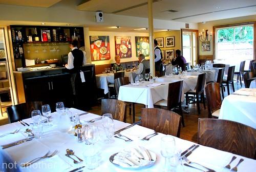 Brasserie Blanc, Oxford
