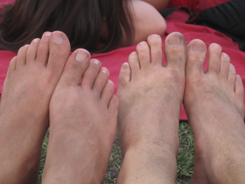 Stinky Feet, Lollapalooza 2006