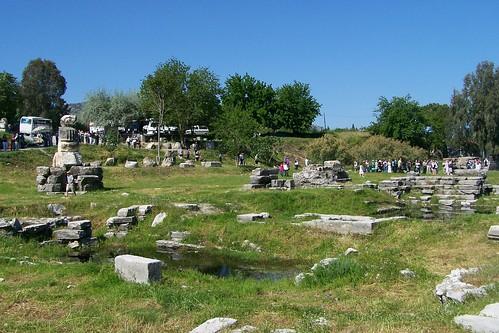 Temple of Artemis site