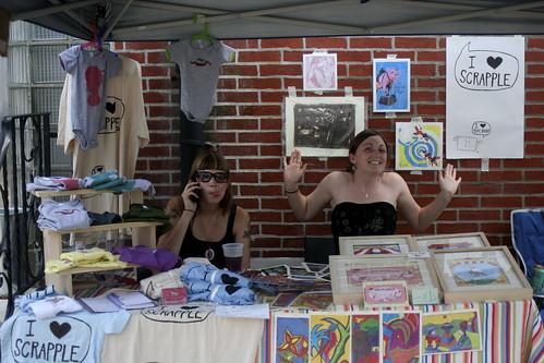 Memphis Taproom Handmade Market
