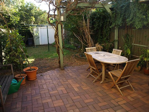 Jardin et terasse