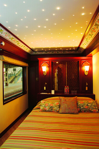 Maharajas' Express - Presidential Suite