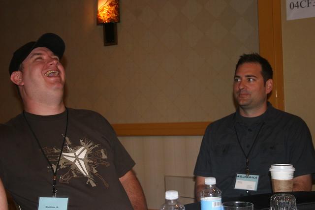 Brian Lafrance & Jon Henshaw