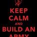 BUILD AN ARMY