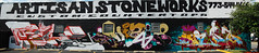 Pose Vizie Gravels (EMENFUCKOS) Tags: chicago pose graffiti unfinished msk d30 abk gravels vizie