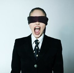 revolted blindfold woman by Feminista_ro