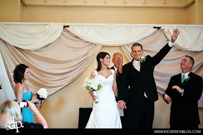 Kansas City wedding photography, the Villas