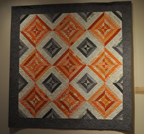 signature wedding quilt, SMofA quilt show 2010