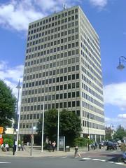 C I Tower New Malden (sarflondondunc) Tags: london surrey offices officeblock newmalden dukesavenue apextower citower newmaldenhighstreet