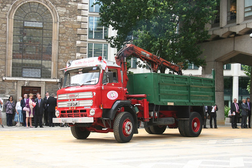 40 - 1971 Leyland Clyesdale 8T Tipper