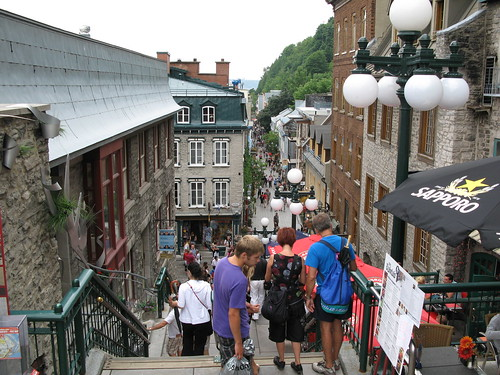 Quebec City Streets
