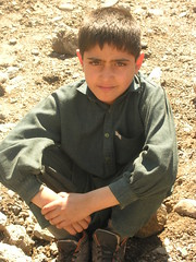 The Boy in Pakistan