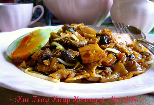 Kue Teow Kicap Kerang