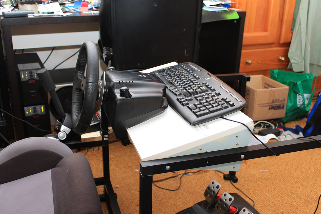 Racing Sim Wheel