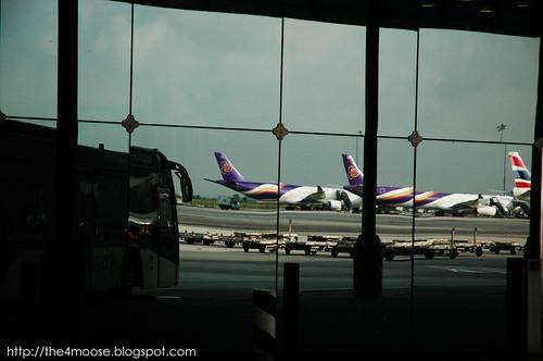 Suvarnabhumi Bangkok Airport