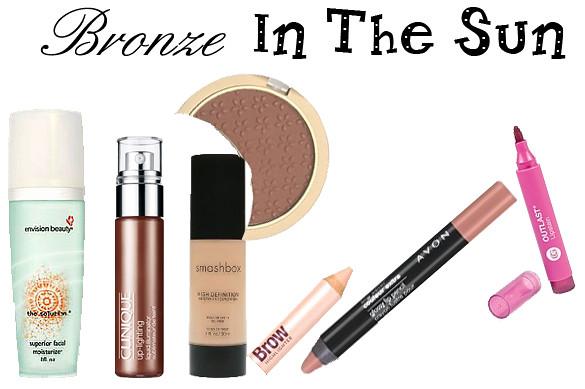 Summer Makeup Tutorial : Look #2   Luminous Bronze In The Sun 4819233794 44ed466121 b