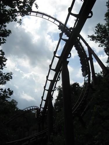 Tennessee Tornado Roller Coaster