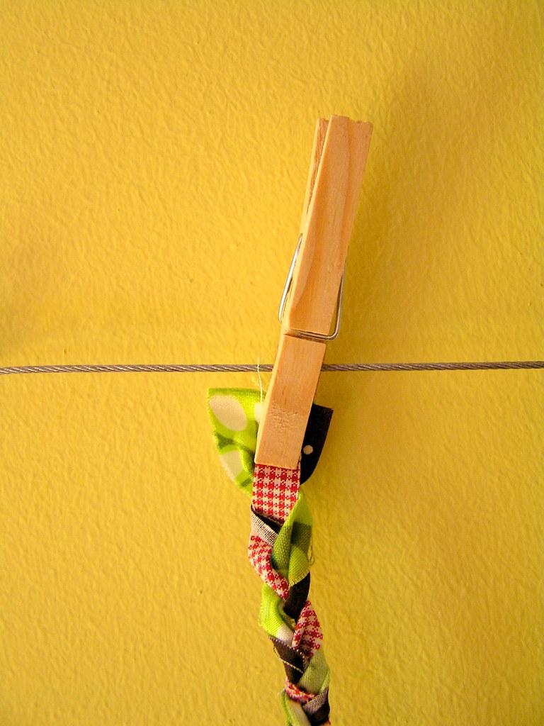 braiding scrappity strips