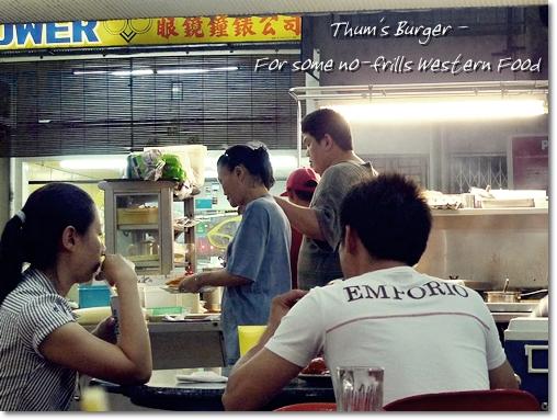 Thum's Burger Ipoh
