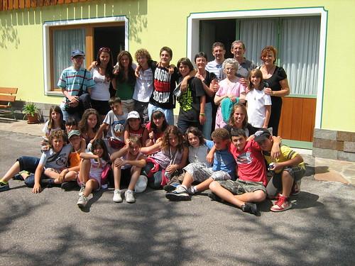 Campo scuola, Vermiglio 2010