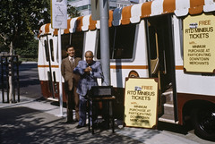 MTA-Slides_0691 (Metro Transportation Library and Archive) Tags: history losangeles downtown historic georgetakei minibus rtd scrtd southerncaliforniarapidtransitdistrict busexterior